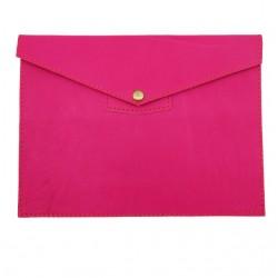 Pochette pour tablette rose