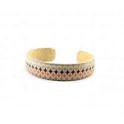 Bracelet en cuir B153