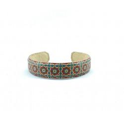 Bracelet en cuir B154